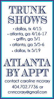 may 2015 trunk show atlanta appt vertical promo