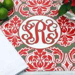 Personalized Placemat Perfection