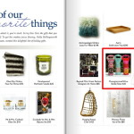 Peachy the Magazine features Wine Totes from me&re design