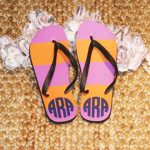 Fantastic Personalized Flip Flops For Summer