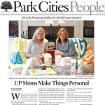 we are so excited about me&re design's feature in Park Cities People!