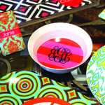 Park Cities People showcases me&re design as a client favorite for custom monogrammed accessories and home decor!