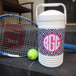 Quench Your Thirst with a Monogrammed Beverage Cooler