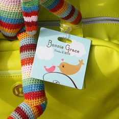 bag tags for kids